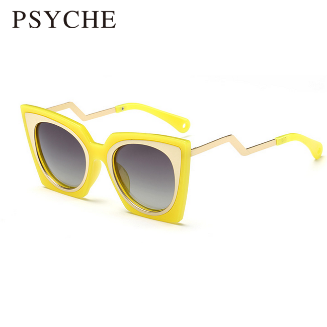 Kids Polarized Cateye Sunglasses Cute Baby Hipster Children 5 Color Girls Top Quality UV400 Sun Glasses For Children Oculos X521