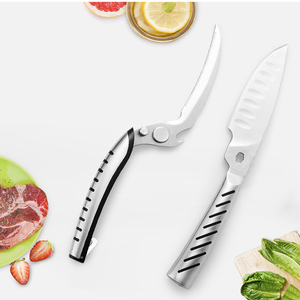 Seafood scissors chicken poultry fish meat kitchen scissors