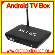 Lo nuevo Quad Core Android 5.1 Android 6.1 IPTV Set Top Receptor de TV Set Top Box Compartir Media Player Digital Japonés caja