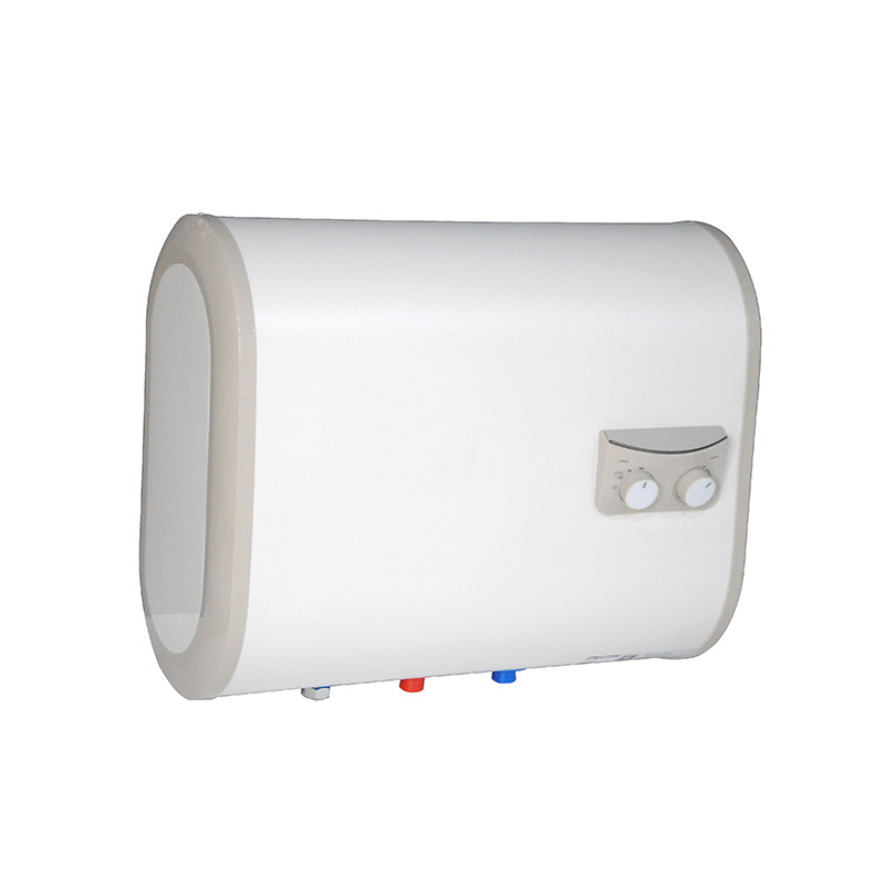 China 30L 50L 80L 100L hot water heaters plastic housing material shower heaters