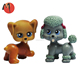 Hot Small plastic realistic zoo animals plastic action figurine toys