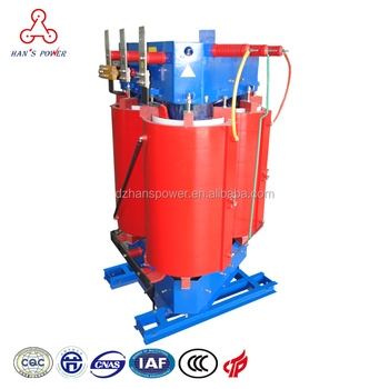Nanchang wound core dry type explosion proof 2.5 mva electric voltage transformer