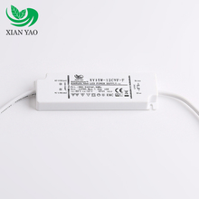 Short circuit protection TUV EMC CE led driver slim waterproof power supply 15W IP44