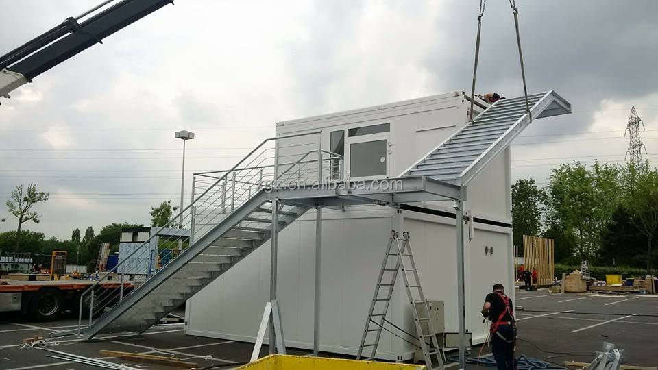 modern modular 20ft shipping container homes sale