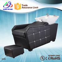 new modern massage shampoo chair for beauty salon