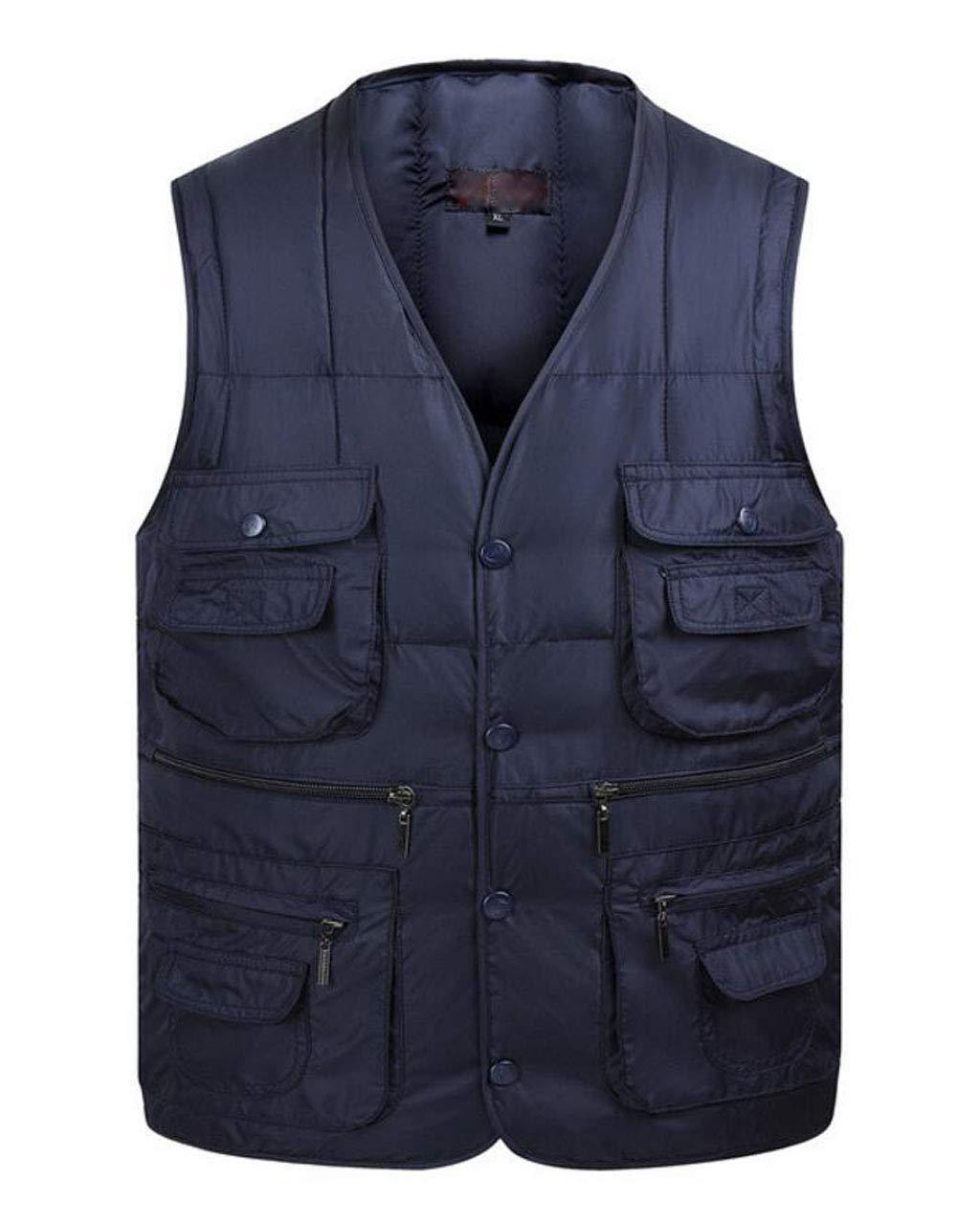 5a9486246a36 Cheap Blue Winter Vest