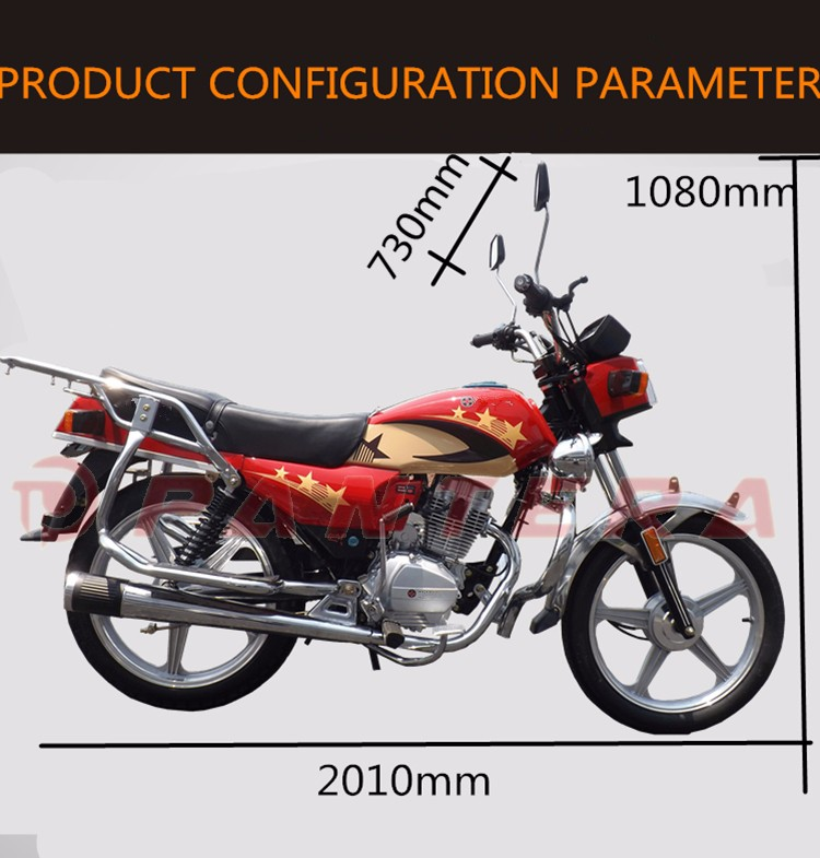 2018 Classic Brand Digital Meter 150cc Powerful Quality Guarantee