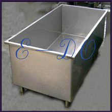 STAINLESS STEEL WATER TROUGHS