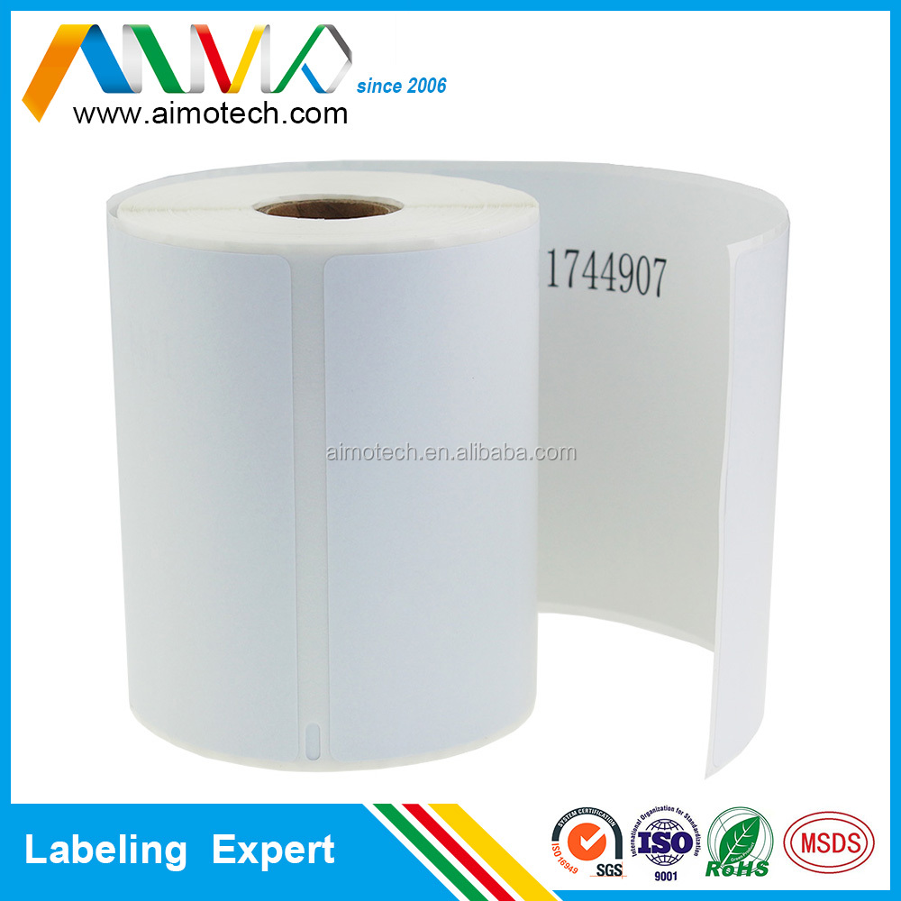Direct Thermal Paper Roll 1744907 4x6 Labels For Dymo Labelwriter 4xl Label  Printer - Buy 4x6 Labels,4x6 Labels,4x6 Labels Product on Alibaba com