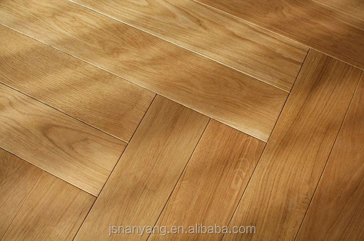 Fishbone Oak Engineered Herringbone Wood Flooring Parquet