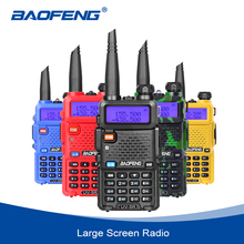 Promotionele Amateur radio <span class=keywords><strong>BAOFENG</strong></span> UV5R UHF/VHF dual band walkie talkie met goede prijs in Europa