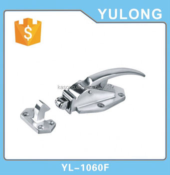 Stainless Steel Refrigerator Handle Zinc Alloy Latch Yl1178ss