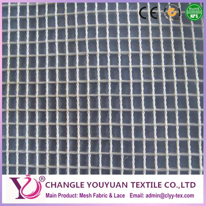cheap big square hole mesh fabric spacer mesh fabric