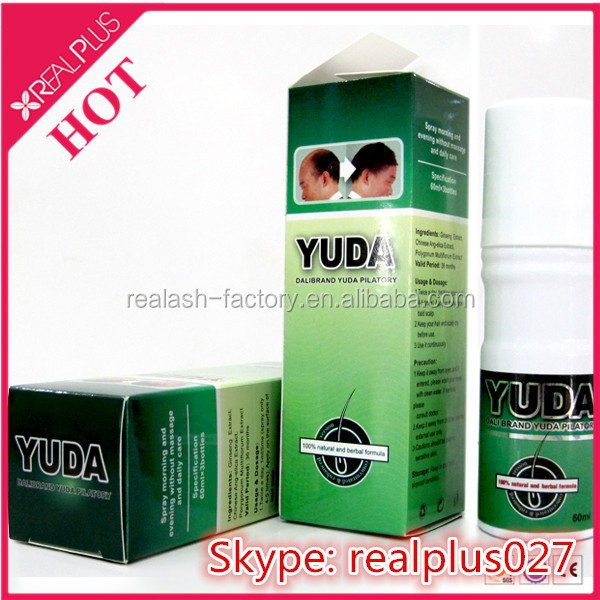 YUDA Hair Spray Best Dark And Lovely Hair Treatments Private Label