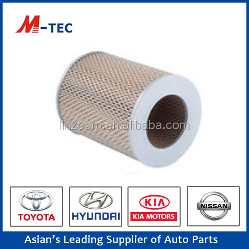 Hino Air filter manufacture 17801-31050 for Toyota high efficiency