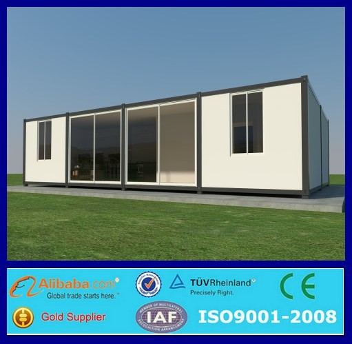 high quality container house ready made for sale
