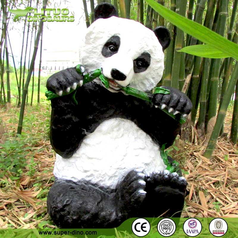 Décoration Grandeur Nature Panda Jardin En Résine Animale - Buy Résine  Animale De Jardin,Panda En Résine Grandeur Nature,Panda Grandeur Nature  Product ...