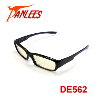 fa150f57be87b Panlees barato amarelo melanina lentes óculos anti blue ray óculos de sol  uv400 anti radiação óculos