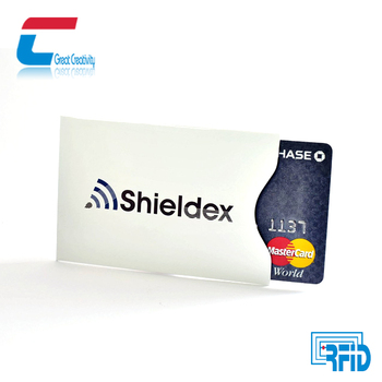 Hf Best Ing Retail Item Anti Scan Rfid Nfc Blocker Credit Card Sleeves Protect Your
