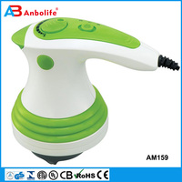 New design foot roller massager factory price body relax massager electric vibration back massager