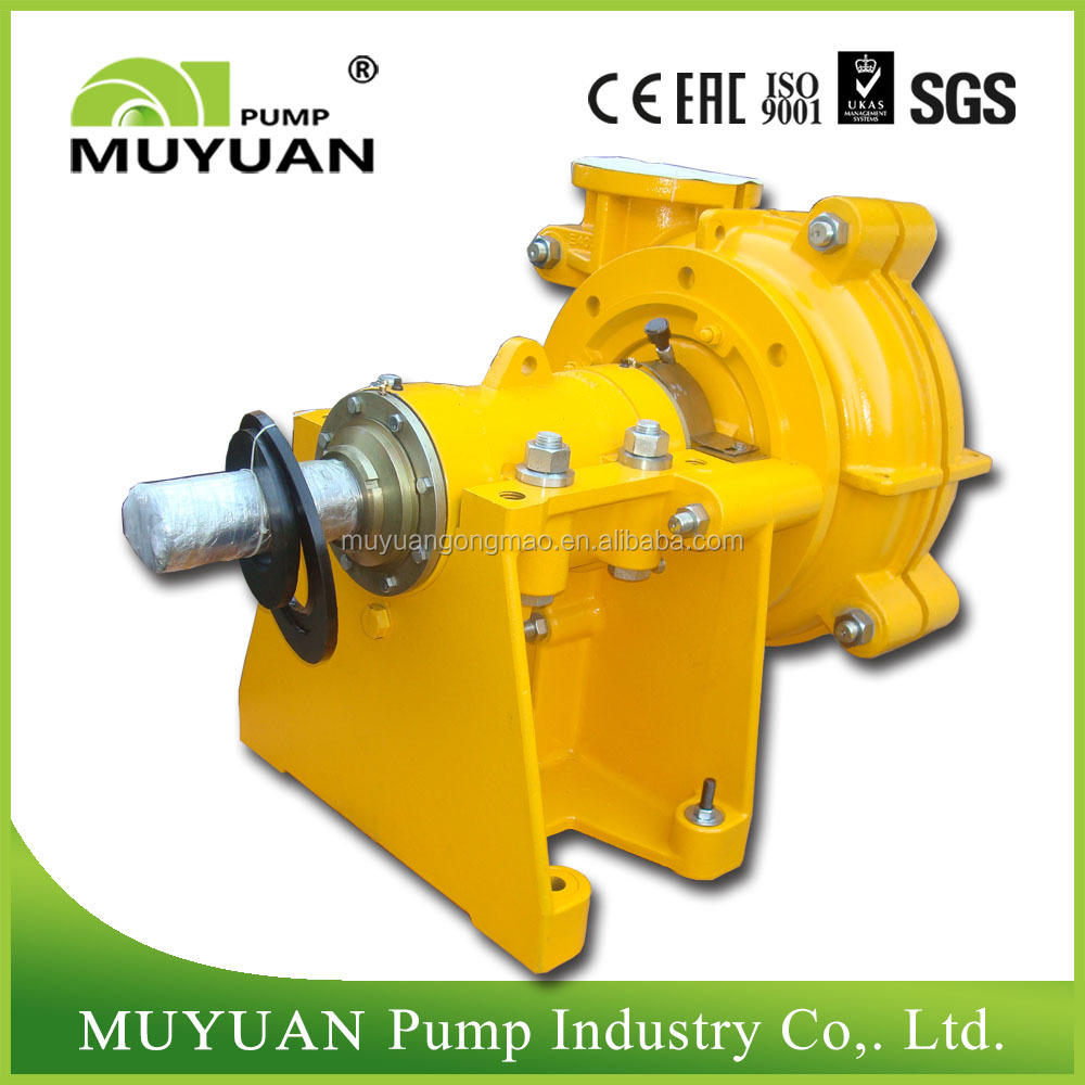 Liner Horizontal Tailing Handling Slurry pumps