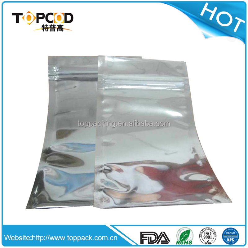 Ziplock and Anti Static Shielding Bag for widly using in IC packing