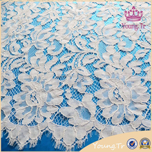 New arrival cotton cord lace wedding embroidery lace fabric