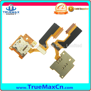 Original Cell Phone SIM Read Flex Cable For HTC One M9, For HTC One M9 Repair Parts