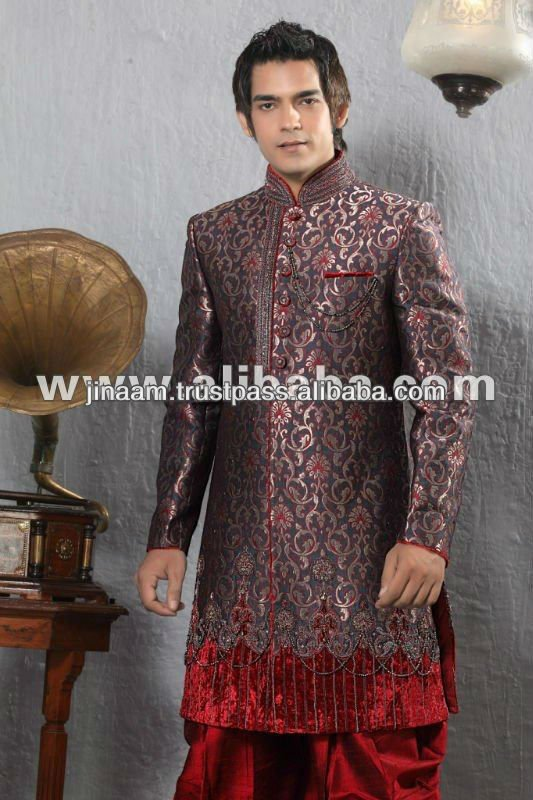 Indian Wedding Wear For Men Can Used In Various Occassions Buy Indian Wedding Wear Men Indian Western Wear Indian Designer Western Wear Product On