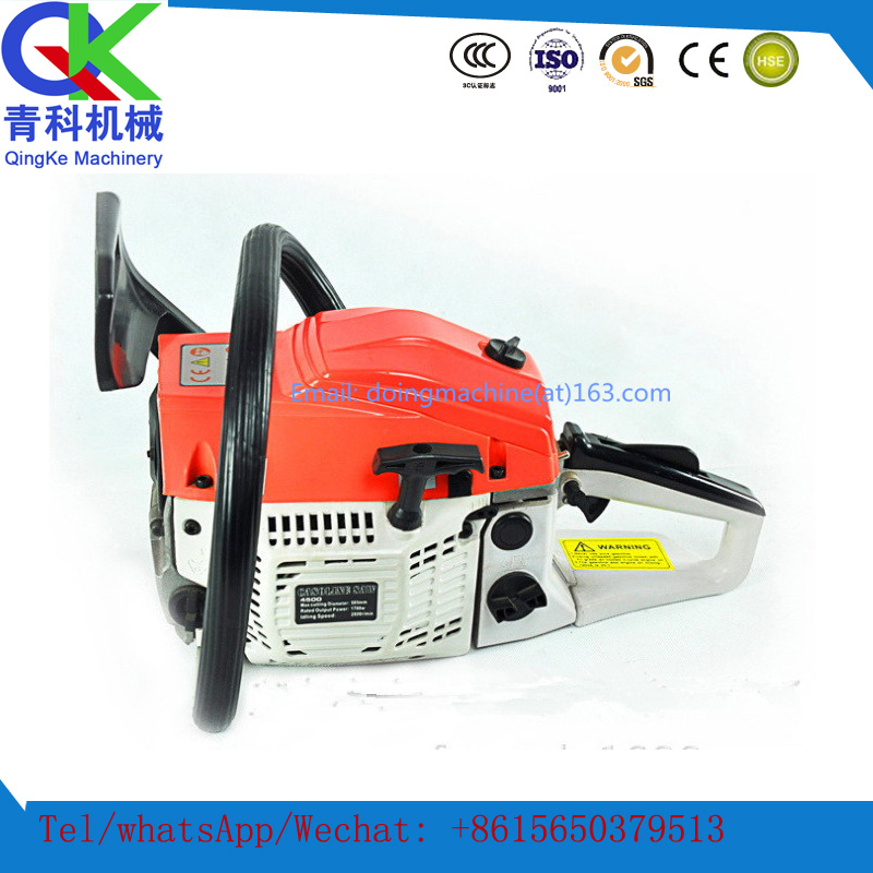 Qingke supply easy to operate 25cc chain saw