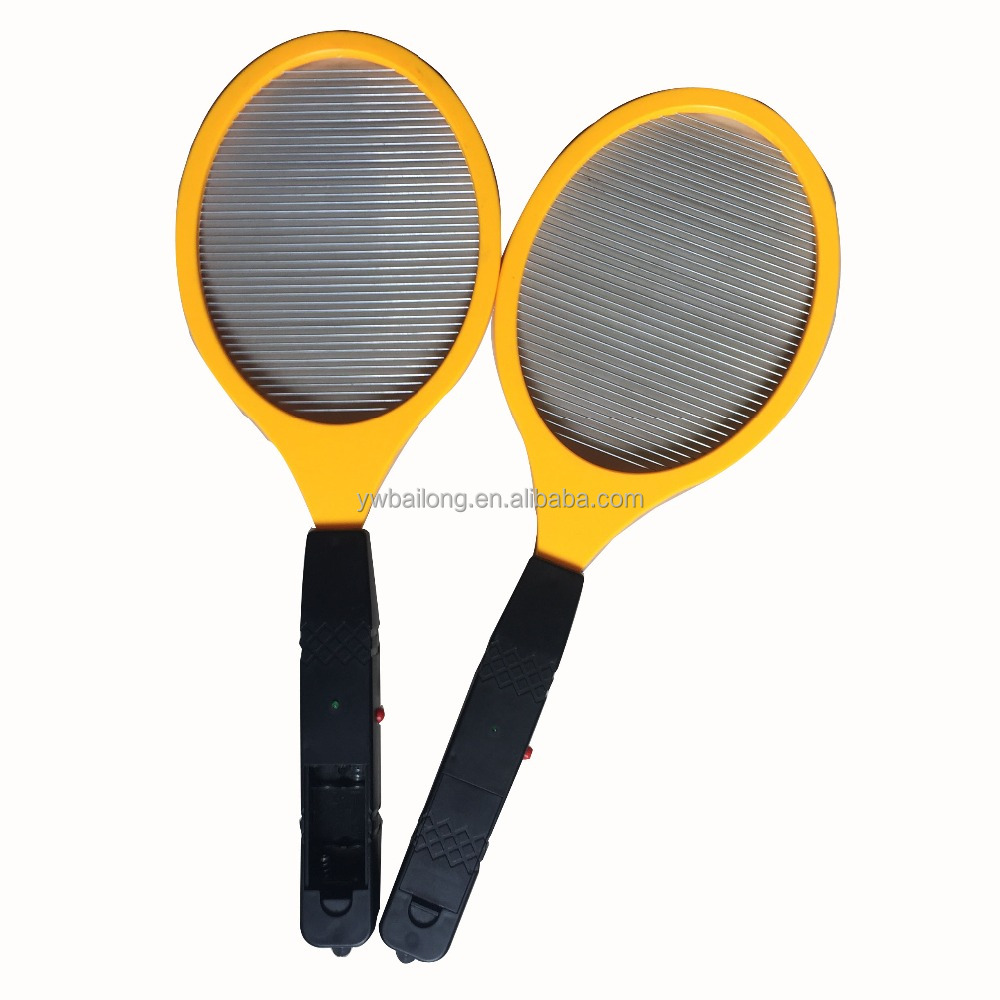 Battery Operated Mosquito Killing Bat Swatter Electric Fly Swatter
