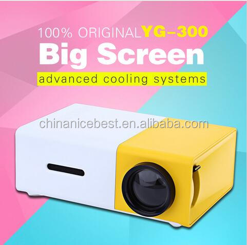2017 Hot LED Portable home mini theater <strong>Projector</strong> pocket <strong>projector</strong> YG300 YG310