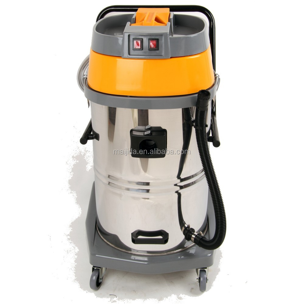 wet and dry vacuum cleaner 80L double motor