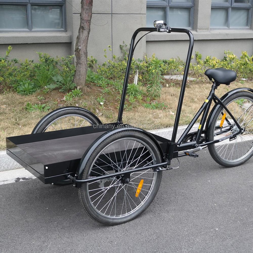 2015 Lastest Design Three Wheel Cargo Bike For Cargo / Hand Barrow ...