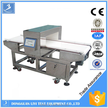 Food grade metal detector for food processing industry