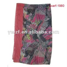 promotion fashion cheapest feather scarf 2011 2012 2013