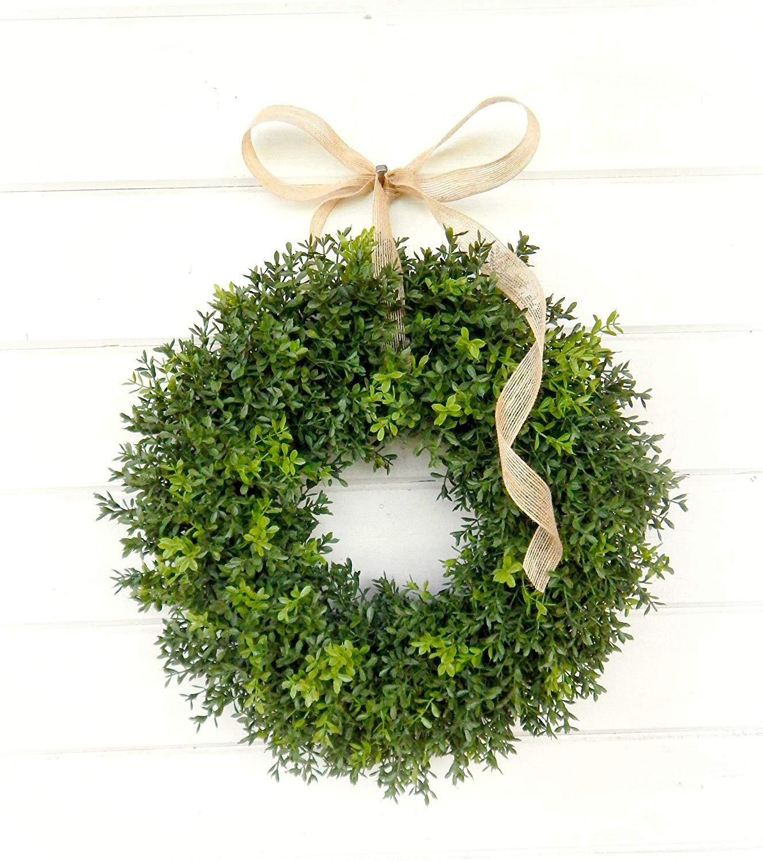 Fall Wreath, Farmhouse Wreath, Boxwood Wreath, Winter Wreath, Summer Wreath, Front Door Wreath, Year Round Wreath, Door Wreath, Outdoor Wreath, Fall Home Decor, Spring Wreath, Farmhouse Home Decor