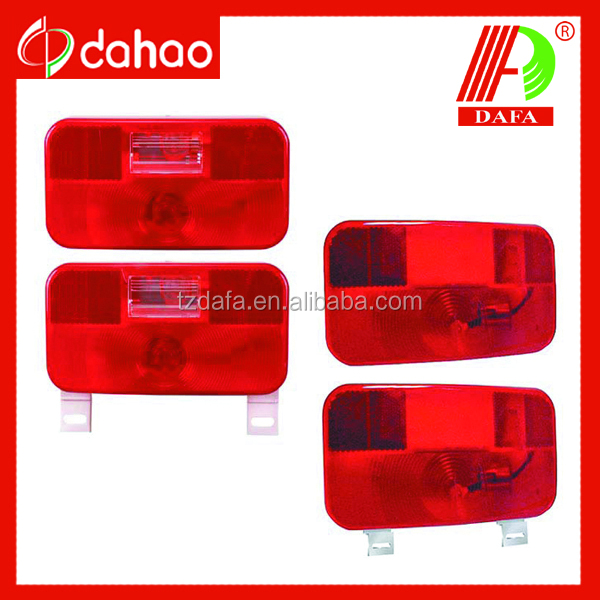 E-mark RV Stop/Turn/Tail lights with high quality