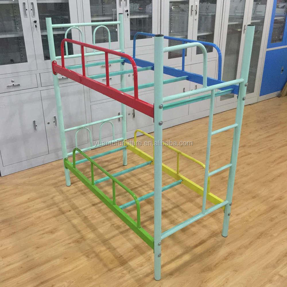 yt c004 school dormitory bunk bed metal iron bunk bed two yt c004 school dormitory bunk bed metal iron bunk bed two floor
