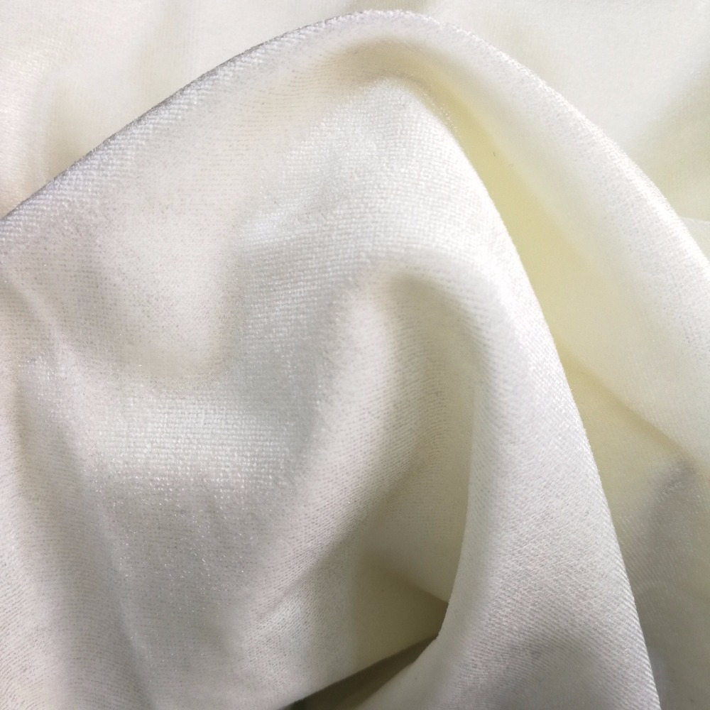 100% polyester knit jersey polyurethane coated fabric grey cloth