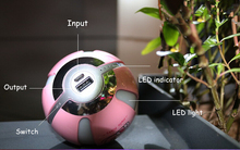2017 newest design pokemon ball power bank for mobile phone