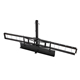 Anti-tilt steel powder coated motorcycle carrier hitch rack
