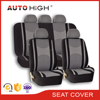 Premium Sporty Universal polyester breathable design seat cover