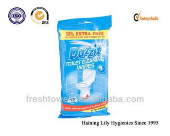 Good Quality Disposable Flushable Bath Toilet Cleaning