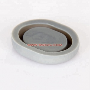 Glass table top non slip cushioning rubber friction pads