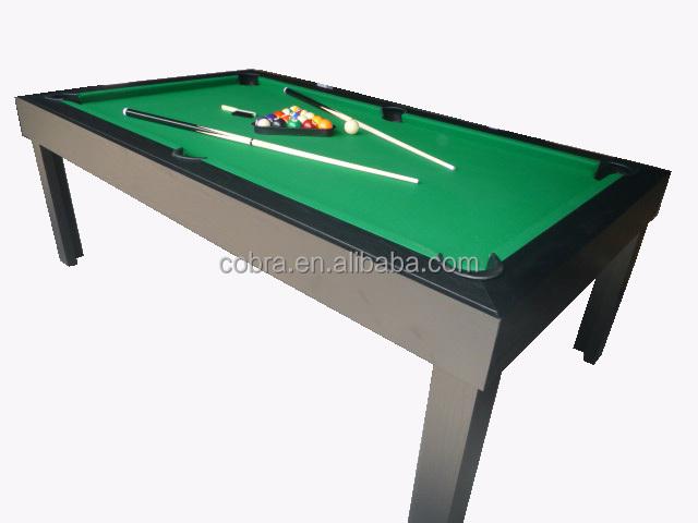 Fashionable Slate Dining Pool Table,2 In 1 Dinner Billiard Table,7 Feet  Multi Game Marble Billiard Equipment,Stone Playfield 19m   Buy Slate Dining  Pool ...