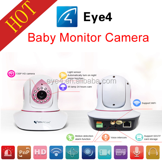 best selling products smartphone view full hd wireless ip camera super babe baby monitor buy. Black Bedroom Furniture Sets. Home Design Ideas