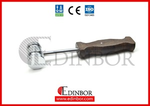 Bone hammer mallet surgical hammer with wooden handle bone surgery orthopedic tools