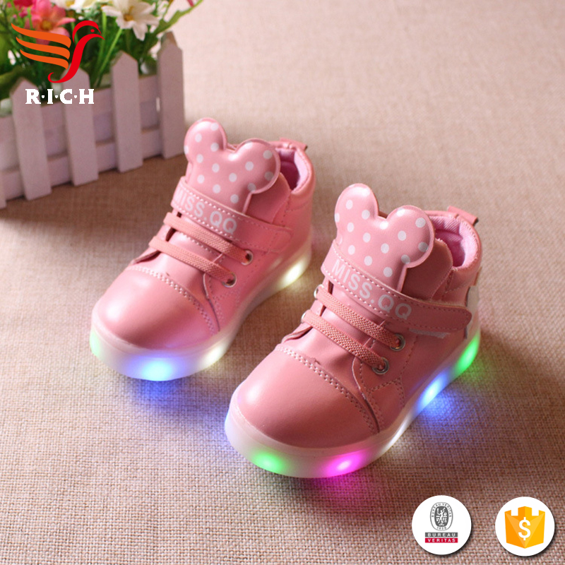 HFR-Z008 event or party supplies led shoes men leather lahore pakistan