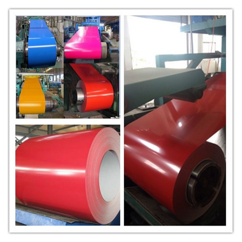 export to india galvanized steel coil z275
